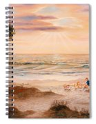 Beachcombers Spiral Notebook