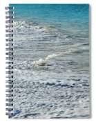 Beaches Spiral Notebook