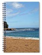 Beachfront Spiral Notebook