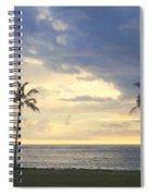 Beachwalk Series - No 18 Spiral Notebook