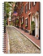 Beacon Hill Spiral Notebook