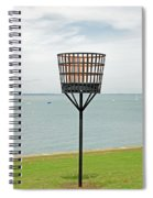 Beacon On Yarmouth Common Spiral Notebook