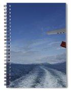 Beagle Channel Spiral Notebook