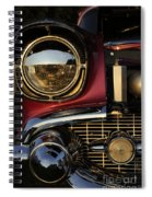 Beaming Spiral Notebook