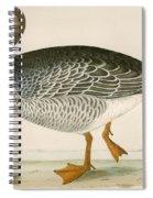 Bean Goose Spiral Notebook