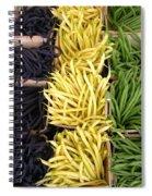 Bean Trio Spiral Notebook