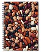Beans Spiral Notebook