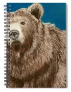 Bear Spiral Notebook