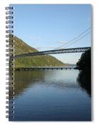 Bear Mountain Bridge Spiral Notebook