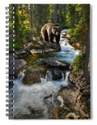 Bear Necessity Spiral Notebook