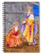 Bearing Gifts Spiral Notebook