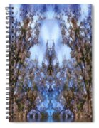 Beast In The Sacred Forest Spiral Notebook