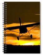 Beatiful Porter Spiral Notebook