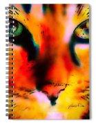 Beau Spiral Notebook