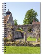 Beaulieu Abbey Spiral Notebook