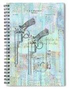 Beaumont Revlover Spiral Notebook