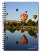 Beautiful Balloon Day Spiral Notebook