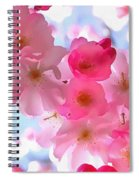 Beautiful Blooms Spiral Notebook