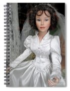 Beautiful Bride Spiral Notebook