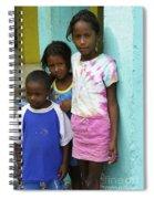 Beautiful Children Spiral Notebook