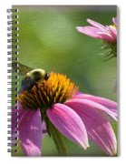 Beautiful Dream Spiral Notebook