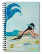 Beautiful Dreamer Spiral Notebook