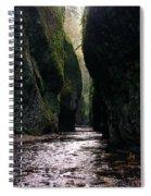 Beautiful Gorge Spiral Notebook