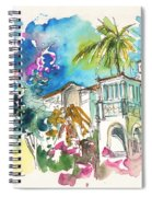 Beautiful House In Sintra Spiral Notebook