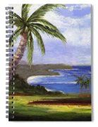 Beautiful Kauai Spiral Notebook