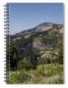 Beautiful Mountains Spiral Notebook