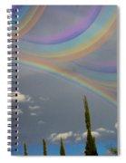 Beautiful Rainbows Spiral Notebook