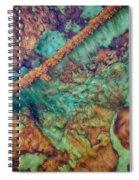 Beautiful Rebar Hot Springs Spiral Notebook
