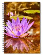 Beautiful Reflections Spiral Notebook