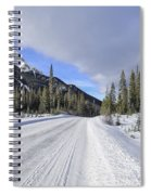 Beautiful Ride Spiral Notebook