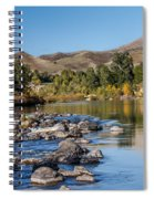 Beautiful River Spiral Notebook