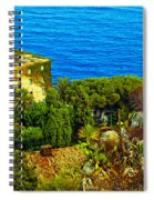Beautiful Sicily Spiral Notebook