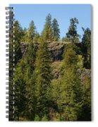 Beautiful Spring Day In Spokane Spiral Notebook