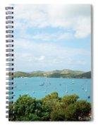Beautiful St Thomas Spiral Notebook