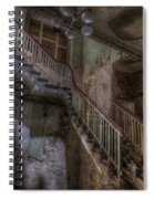 Beautiful Stairs Spiral Notebook