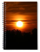 Beautiful Sunrise Spiral Notebook