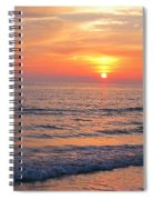 Beautiful Sunset Spiral Notebook