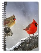 Beautiful Together Spiral Notebook