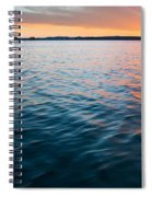 Beautiful Waters Spiral Notebook