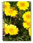 Beautiful Weeds 32655 Spiral Notebook