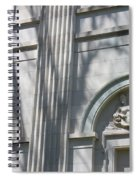 Beauty Amongst Shadows Spiral Notebook