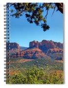 Beauty From Afar Spiral Notebook