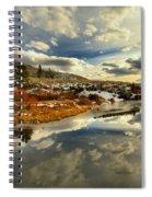 Beauty In Bridger Spiral Notebook