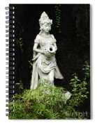 Beauty Of Bali Indonesia 2 Spiral Notebook