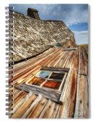 Beauty Of Barns 6 Spiral Notebook