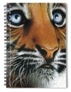 Beauty Of My Mother's Eyes Spiral Notebook